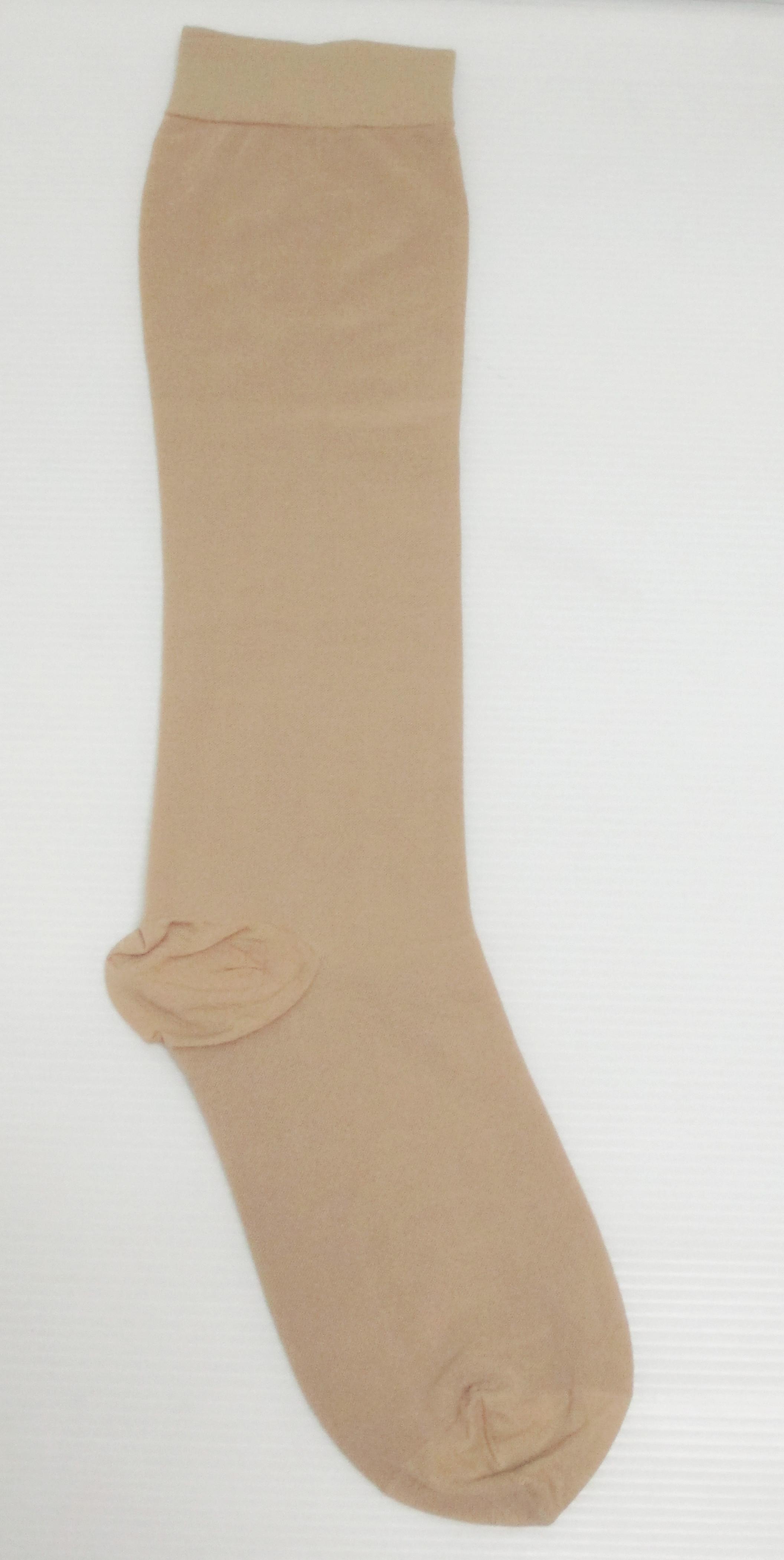Medical compression stockings- calf socks