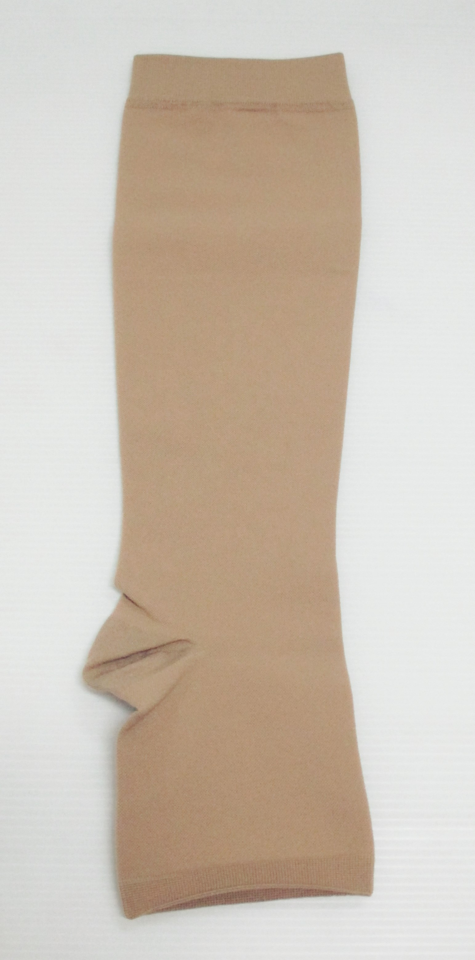 Medical compression stockings- thick calf socks Toe