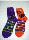 Holiday Sock-Xmas / Halloween Sock