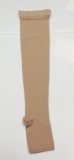 Medical compression stockings- thick thighs open-toed socks