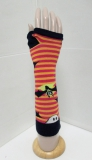 Hollowen kids arm warmers