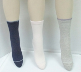ladies bamboo ankle pretty sock