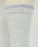 Bamboo ladies fancy OEM sock