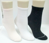Colorful BAMBOO women ankle sock