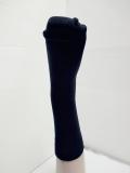 Plain women socks