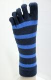 breathable non-slip yoga pilates cotton socks