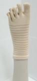 simply stripe custom 5 toe sock