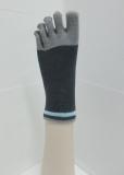 unisex nice stretchy cheap 5 toe sock